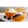 Персики з морозивом (Індія)